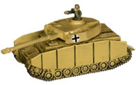 Panzer IV Ausf. H Commander