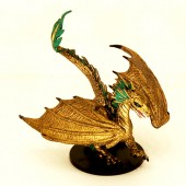 Large Bronze Dragon