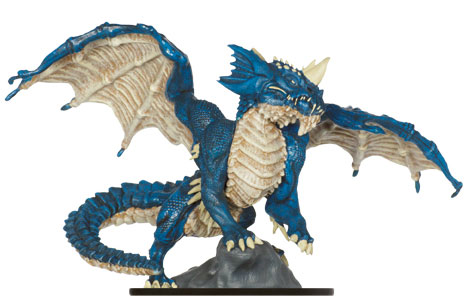 Elder Blue Dragon