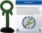 Scorpio Key 3D Special Object   LE Captain America Marvel Heroclix Single