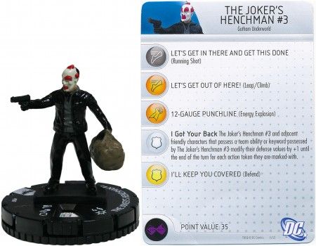 The Joker's Henchman #3