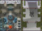 N.O.W.H.E.R.E. Arctic Base / Teen Titans Tower Grounds Map