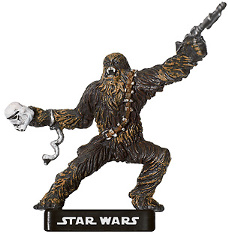 Chewbacca, Enraged Wookiee