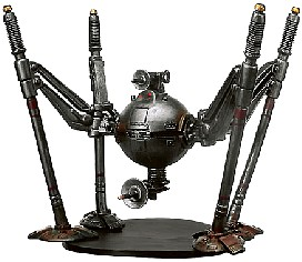 Commerce Guild Homing Spider Droid