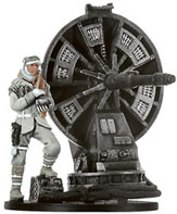 Hoth Trooper with Atgar Cannon