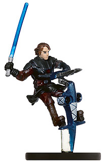 Anakin Skywalker on STAP