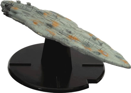 Mon Calamari Cruiser Home One
