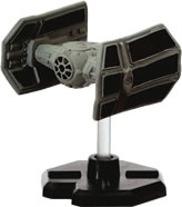 Darth Vader's TIE Advanced xl